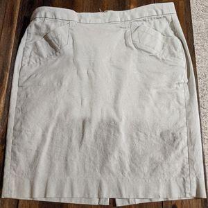 Awesome Khaki Skirt